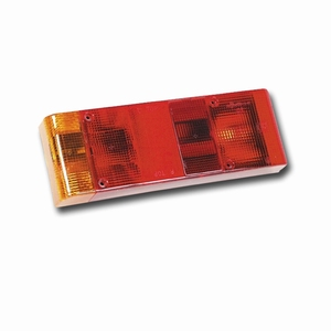 rear light glass, Bokster, left or right  (per stuk/p.p.)