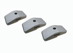 deurvergrendeling, door lock (3 pack)  (set)