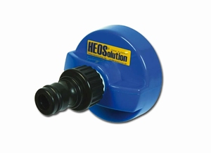 waterconnector, voor watertank Dethleffs / LMC  (per stuk)