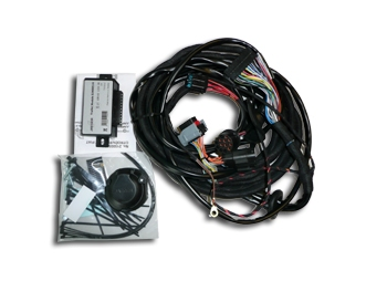 tow bar wiring kit, Sprinter (2006 - ..), panel van  (set)