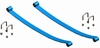 leaf springs, heavy (add) Renault Master ('98 -'10 (set)