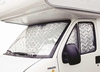 insulating mats, interior cabin, Ford Transit (2000 - presen (set)