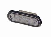 licence plate light, LED, SmartPort   (per stuk)