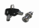 spare lock for SopoAlarm (2006 - now), incl. 2 keys  (set)