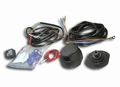 tow bar wiring kit, 13 pin, Jaeger, universal  (set)