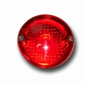 rear light / brake light, 95mm, type 710  (per stuk)