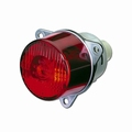 rear light, red, stop light  (per stuk)