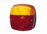 rear light, left or right   (per stuk/p.p.)