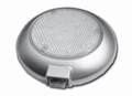 Interior Dome Light with 21 LEDs Waterproof sealed to IP66 (per stuk)