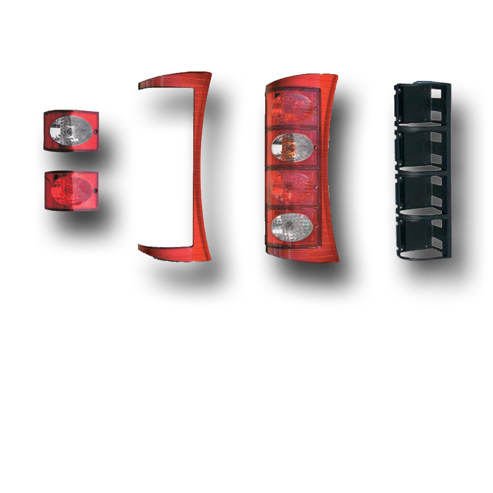 rear lights modular